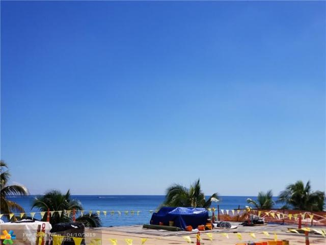 4300 N Ocean Blvd 2M, Fort Lauderdale, FL 33308 (MLS #F10164902) :: Laurie Finkelstein Reader Team