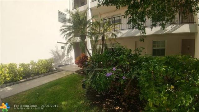 2800 N Palm Aire Dr #110, Pompano Beach, FL 33069 (MLS #F10166500) :: The O'Flaherty Team