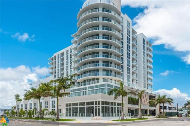 401 N Birch Road #607, Fort Lauderdale, FL 33304 (MLS #F10167671) :: Patty Accorto Team
