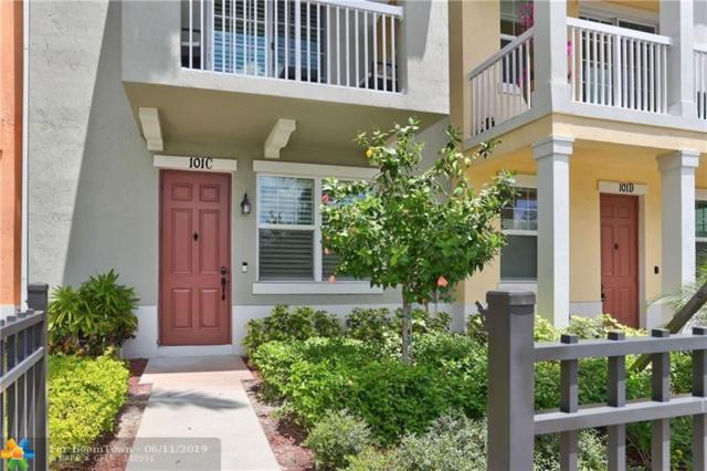 101 SW 2nd Ave C, Delray Beach, FL 33444 (MLS #F10168372) :: Berkshire Hathaway HomeServices EWM Realty