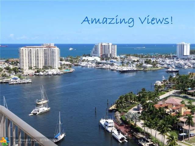 2500 E Las Olas Blvd Ph-5, Fort Lauderdale, FL 33301 (MLS #F10169530) :: Patty Accorto Team