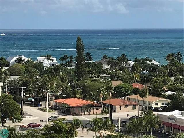 3020 NE 32nd Ave #1105, Fort Lauderdale, FL 33308 (#F10169780) :: Posh Properties
