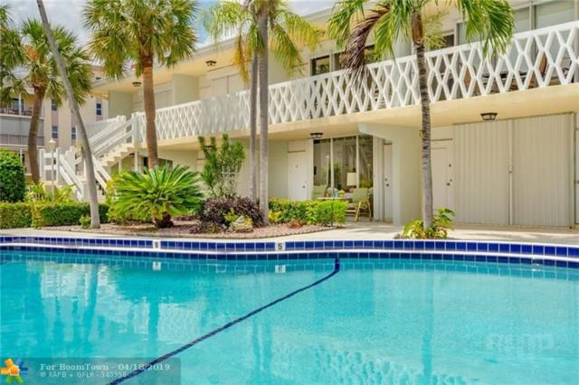 4630 Poinciana St 1C, Lauderdale By The Sea, FL 33308 (MLS #F10170953) :: Castelli Real Estate Services