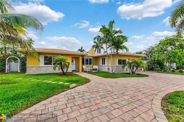 3408 Norfolk St, Pompano Beach, FL 33062 (MLS #F10171397) :: Green Realty Properties