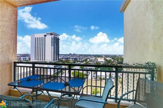 110 N Federal Hwy #1502, Fort Lauderdale, FL 33301 (MLS #F10173026) :: Castelli Real Estate Services