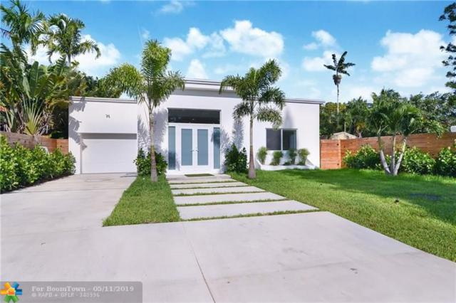 912 NE 17th Ter, Fort Lauderdale, FL 33304 (MLS #F10174274) :: Green Realty Properties