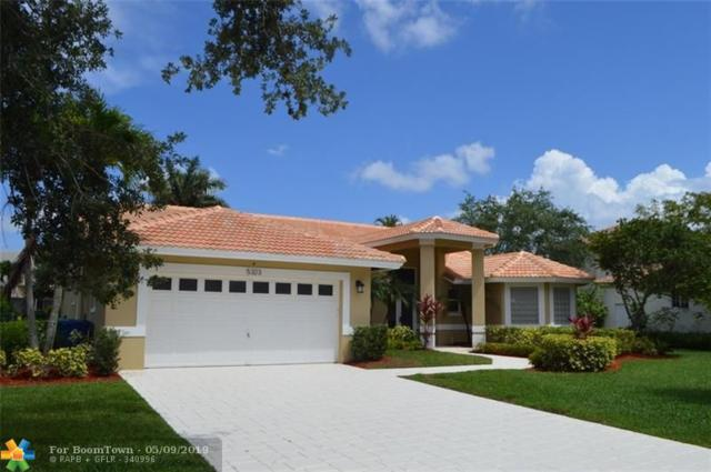 5323 NW 110th Ave, Coral Springs, FL 33076 (MLS #F10174669) :: The Paiz Group