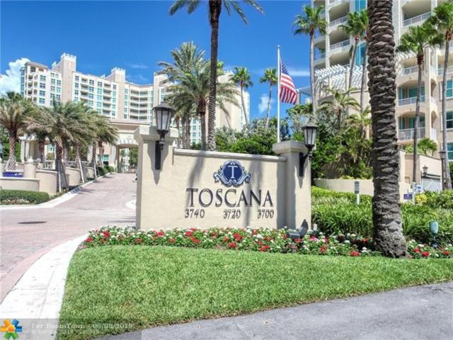 3700 S Ocean Blvd #209, Highland Beach, FL 33487 (MLS #F10176329) :: Boca Lake Realty