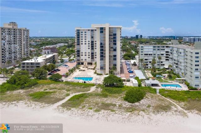 1900 S Ocean Blvd 5R, Lauderdale By The Sea, FL 33062 (MLS #F10179832) :: GK Realty Group LLC