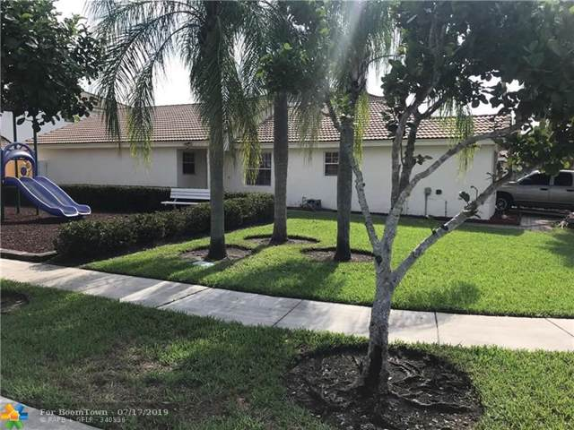 16295 SW 26th St, Miramar, FL 33027 (MLS #F10180374) :: Green Realty Properties
