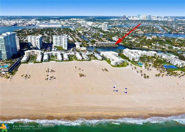1800 S Ocean Dr. 101 & 102, Fort Lauderdale, FL 33316 (MLS #F10181358) :: The O'Flaherty Team