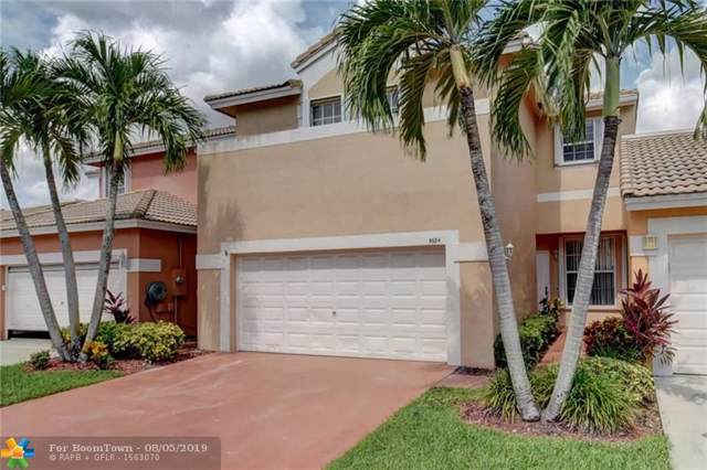 5684 NW 119th Way #5684, Coral Springs, FL 33076 (MLS #F10183421) :: The Paiz Group