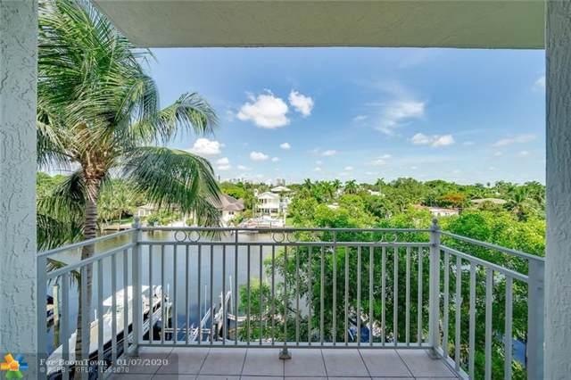 217 Hendricks Isle #402, Fort Lauderdale, FL 33301 (MLS #F10183691) :: The O'Flaherty Team