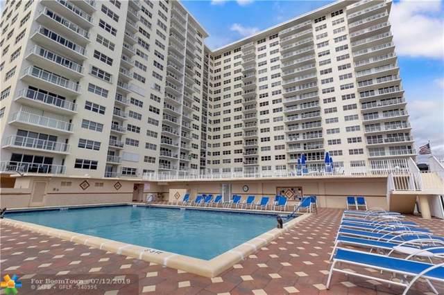 111 N Pompano Beach Blvd #807, Pompano Beach, FL 33062 (MLS #F10184290) :: The Paiz Group
