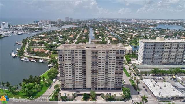 2500 E Las Olas Blvd #606, Fort Lauderdale, FL 33301 (MLS #F10186217) :: Patty Accorto Team