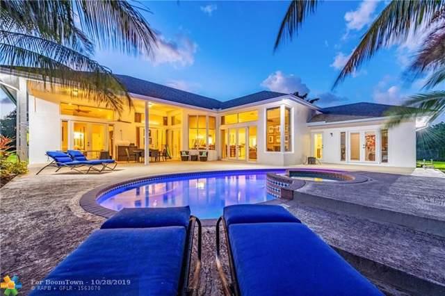 5742 SW Melaleuca Rd, Southwest Ranches, FL 33330 (MLS #F10189340) :: Green Realty Properties