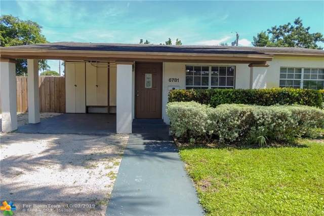 6781 Harding St, Hollywood, FL 33024 (MLS #F10189941) :: Green Realty Properties