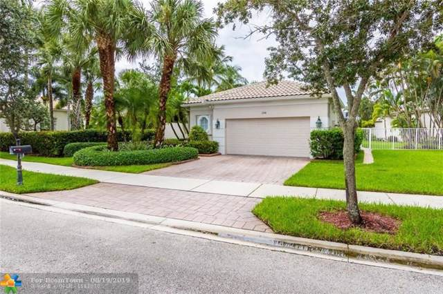 2548 Bay Pointe Dr, Weston, FL 33327 (MLS #F10190046) :: Berkshire Hathaway HomeServices EWM Realty