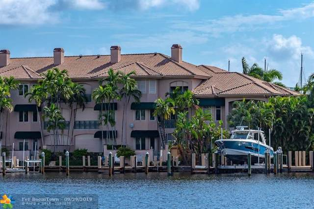 3 Hendricks Isle, Fort Lauderdale, FL 33301 (MLS #F10190812) :: RICK BANNON, P.A. with RE/MAX CONSULTANTS REALTY I