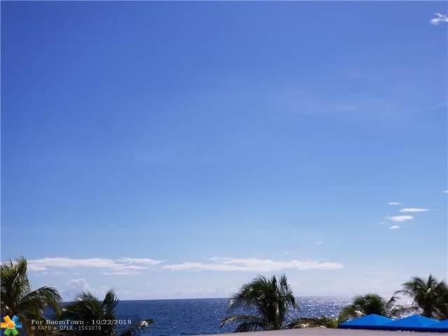 4300 N Ocean Blvd 2M, Fort Lauderdale, FL 33308 (MLS #F10191562) :: Berkshire Hathaway HomeServices EWM Realty