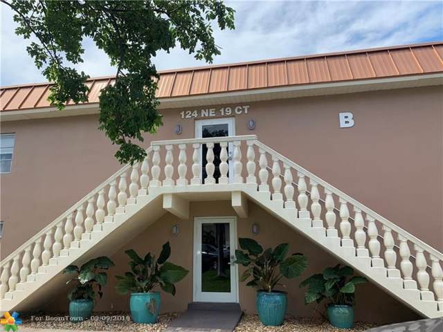 124 NE 19th Ct 114B, Wilton Manors, FL 33305 (MLS #F10191949) :: The O'Flaherty Team