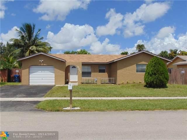 8061 NW 47th Ct, Lauderhill, FL 33351 (MLS #F10192042) :: Castelli Real Estate Services
