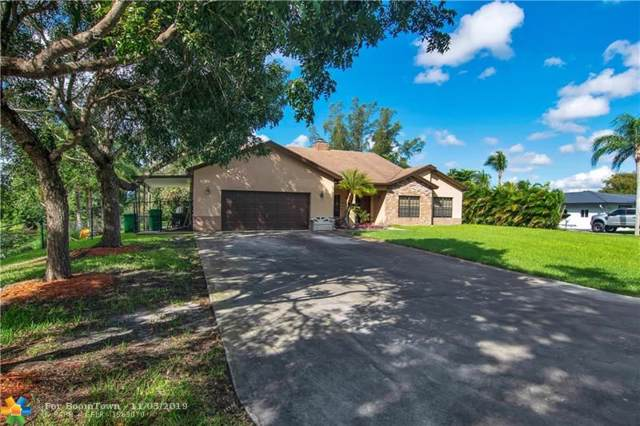 2943 SW 154th Ln, Davie, FL 33331 (MLS #F10194356) :: Berkshire Hathaway HomeServices EWM Realty