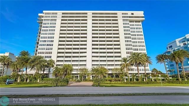 2000 S Ocean Blvd 4G, Boca Raton, FL 33432 (#F10201561) :: Michael Kaufman Real Estate