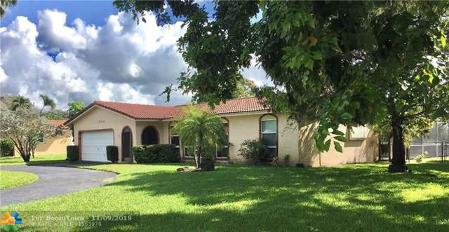 1049 NW 84th Dr, Coral Springs, FL 33071 (MLS #F10201915) :: Green Realty Properties