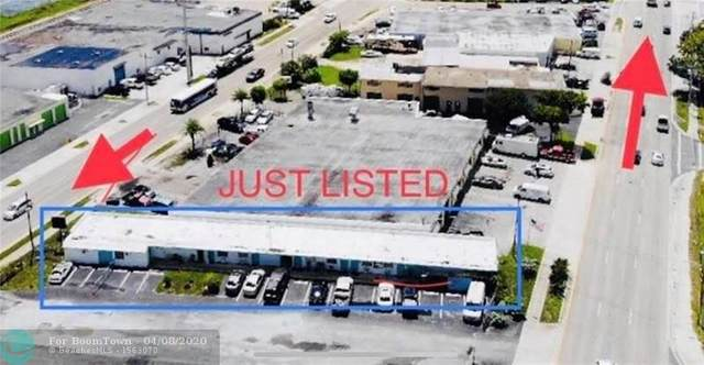 1000 S Dixie Hwy, Pompano Beach, FL 33060 (#F10202085) :: Dalton Wade