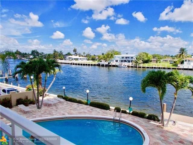 2639 N Riverside Dr #805, Pompano Beach, FL 33062 (MLS #F10202609) :: The O'Flaherty Team