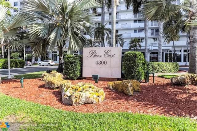 4300 N Ocean Blvd 12 H, Fort Lauderdale, FL 33308 (MLS #F10202680) :: The O'Flaherty Team