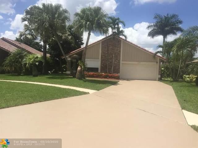 10550 Fenway Pl, Boca Raton, FL 33498 (MLS #F10203134) :: Green Realty Properties