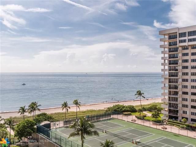 5200 N Ocean Blvd #1015, Lauderdale By The Sea, FL 33308 (MLS #F10203971) :: GK Realty Group LLC