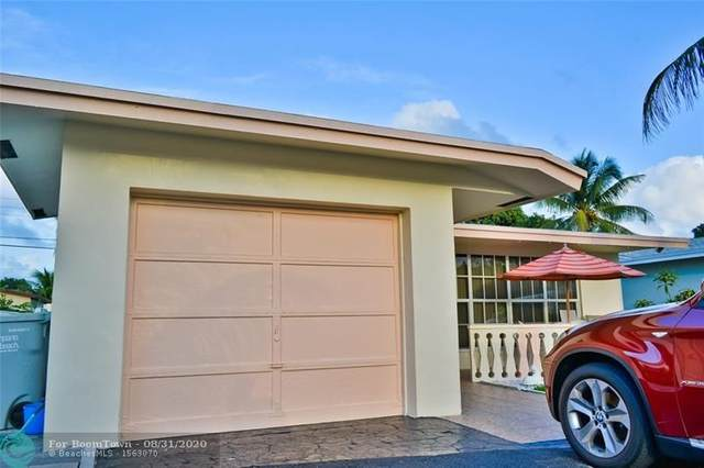 3820 NE 13th Ter, Pompano Beach, FL 33064 (#F10205086) :: The Rizzuto Woodman Team