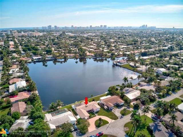 4830 NE 13th Ter, Oakland Park, FL 33334 (MLS #F10206042) :: Berkshire Hathaway HomeServices EWM Realty