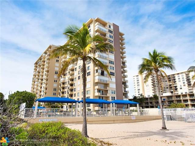 2000 S Ocean Blvd 5 K, Lauderdale By The Sea, FL 33062 (MLS #F10206681) :: Castelli Real Estate Services