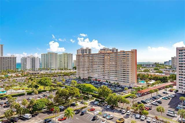 3200 NE 36th St #1216, Fort Lauderdale, FL 33308 (#F10206710) :: Realty One Group ENGAGE
