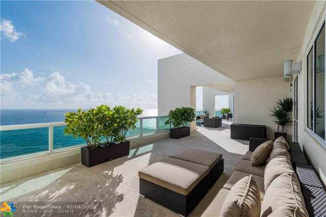101 S Fort Lauderdale Beach Blvd #2901, Fort Lauderdale, FL 33316 (MLS #F10207985) :: The O'Flaherty Team