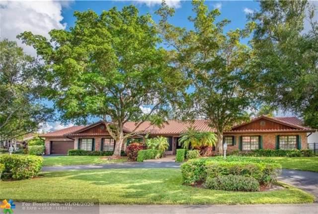 9431 Sea Turtle Ln, Plantation, FL 33324 (MLS #F10208002) :: Green Realty Properties