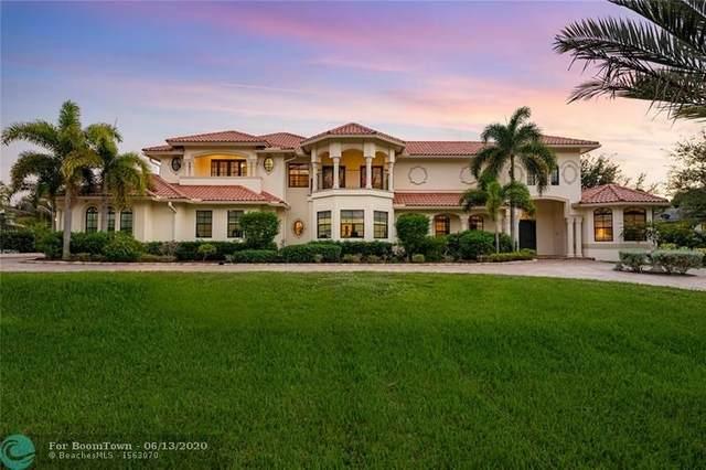 11600 NW 8th St, Plantation, FL 33325 (MLS #F10208281) :: GK Realty Group LLC
