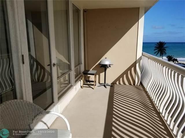 4020 Galt Ocean Dr #304, Fort Lauderdale, FL 33308 (MLS #F10208374) :: Patty Accorto Team