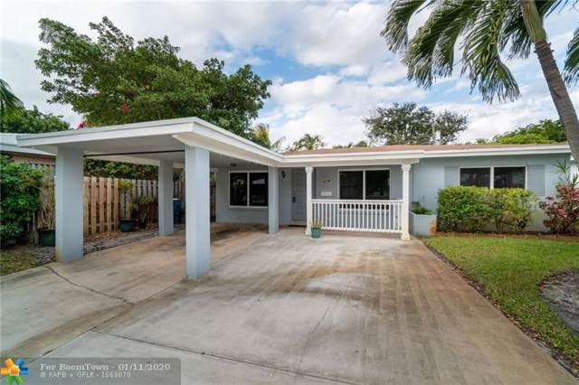 417 NW 46th St, Oakland Park, FL 33309 (MLS #F10209282) :: Castelli Real Estate Services