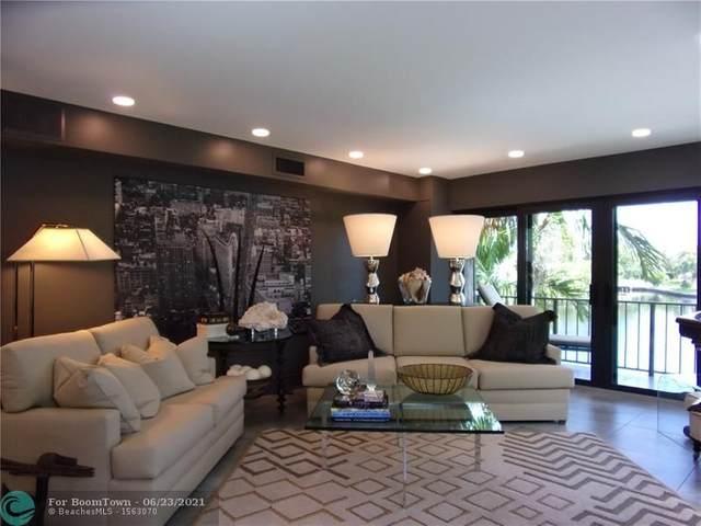 833 NE 18th Ct #12, Fort Lauderdale, FL 33305 (#F10209463) :: DO Homes Group