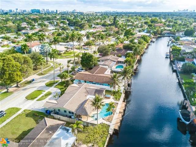 5911 NE 15th Ave, Fort Lauderdale, FL 33334 (MLS #F10210297) :: Patty Accorto Team