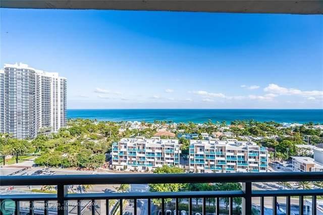 3031 N Ocean Blvd #1704, Fort Lauderdale, FL 33308 (#F10213153) :: Ryan Jennings Group