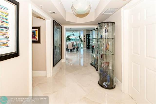 411 N New River Dr #901, Fort Lauderdale, FL 33301 (MLS #F10213275) :: Green Realty Properties