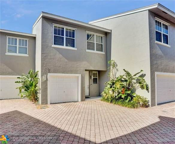 440 SW 14th Ct, Fort Lauderdale, FL 33315 (MLS #F10213578) :: Green Realty Properties