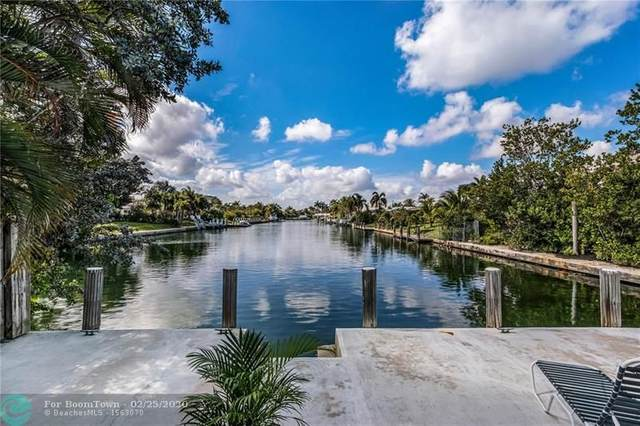 1851 S Ocean Dr, Fort Lauderdale, FL 33316 (MLS #F10214028) :: The Howland Group
