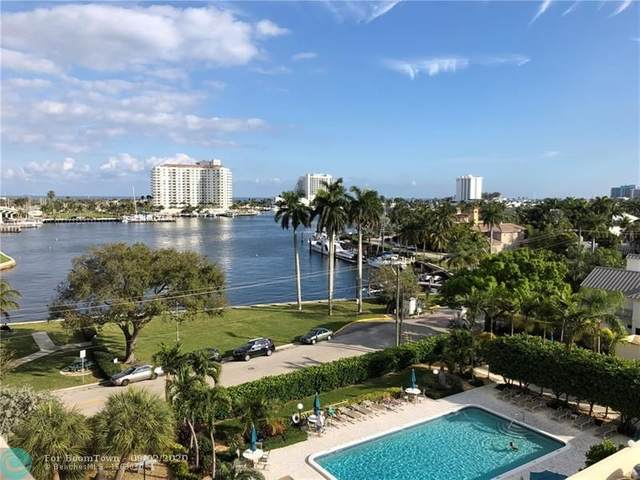 2500 E Las Olas Blvd #605, Fort Lauderdale, FL 33301 (MLS #F10214240) :: Green Realty Properties